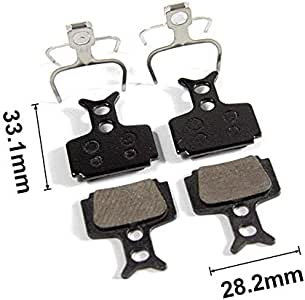 1 Pair//2pcs Bicycle Break Pad For Shimano M445 355 395 Mountain Bike Disc Pads
