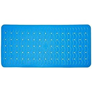 RIDDER 68303-350 Badewanneneinlage 38 x 80 cm Playa, neon-blau