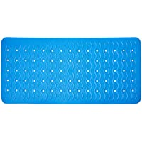 Ridder Playa 683030-350 Bathtub Mat 38 x 80 cm Neon Blue