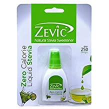 Zevic Stevia Sugar Free Liquid - 15 ml