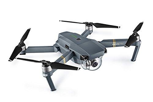 DJI CP.PT.000498 Mavic Pro Drohne grau - 8
