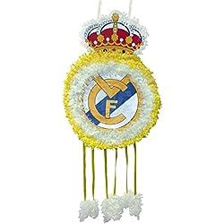 Piñata Madrid escudo