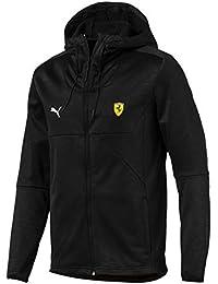 Puma Men's SF Street Softshell Jacket (Black, Medium)