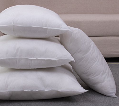 """Hollowfibre Cushion Pads Inserts Fillers Inners 12/"""" 14/"""" 16/"""" 18/"""" 20/"""" 22/"""" 24/"""" 26/"""""""