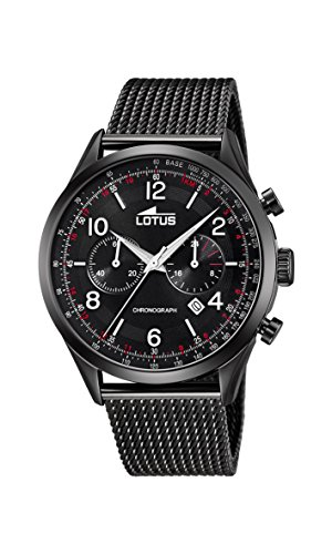 Lotus Watches Reloj Cronógrafo para Hombre de