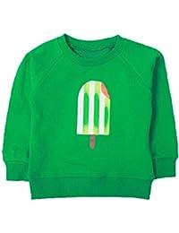 JIANGFU - Camiseta sin mangas - para bebé niña