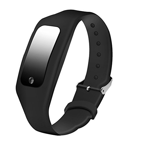 Antistatik Handgelenk Band, Beseitigung der Elektrostatischen Armbänder, Multifunktion Armband für Die Menschliche Gesundheit (Schwarz)