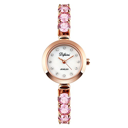 ladies fashion bracelet watch/ simple waterproof watch/analog quartz watch-c