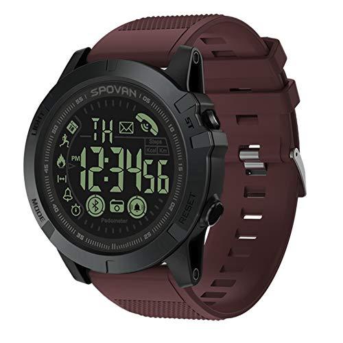 T1 Tact Grado Militar Super Resistente Reloj Inteligente Reloj de Depo