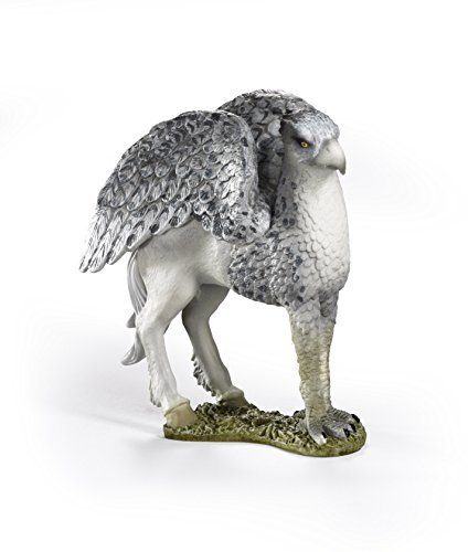 Noble Collection NN7546– Criaturas mágicas de Harry Potter, Diorama: Buckbeak