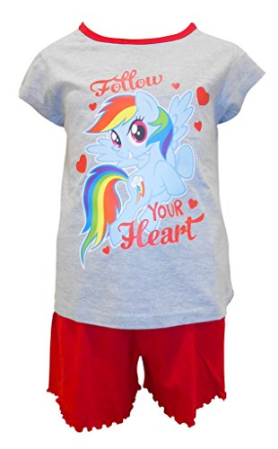 my-little-pony-ninas-shortie-pijamas-5-6-anos
