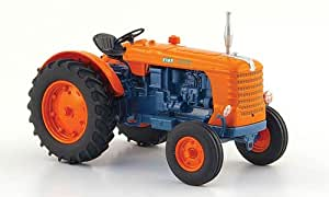 Fiat 80 R, orange , 1961, voiture miniature, Miniature déjà montée, SpecialC.-17 1:43