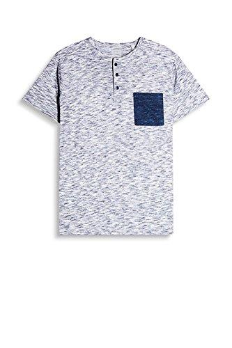 ESPRIT Herren T-Shirt Grau (Medium Grey 035)