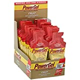 Powerbar PowerGel Fruit 41g Pouch x 24 Gels - Red Fruit Punch
