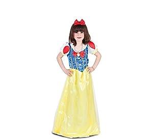 Aptafêtes Disfraz para niña-4-6años-Talla única