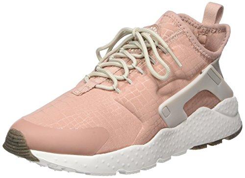 Nike W Air Huarache Run Ultra, Zapatillas de Gimnasia para Mujer, Rosa (Particle...