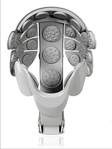 Masseur de tête électrique siège masseur/cerveau relax