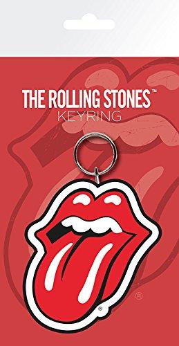 GB eye LTD, The Rolling Stones, lips, Portachiavi