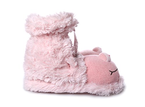 Aroma Home Chaussons Bottes Fun pour les pieds Rose - rose