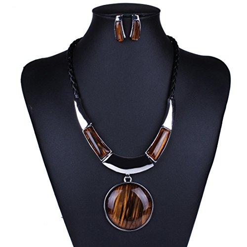 chiaro-gelatina-ambra-come-donne-collana-ciondolo-in-pietra-metallo-toppa-collegamento-bib-choker-co