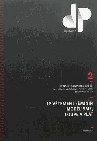 Veste Studio - Le vêtement féminin, modélisme, coupe à plat