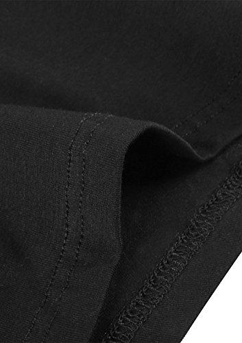 Adorneve Herren Boxershorts Klassisch Basic Mode Baumwolle 4er Schwarz