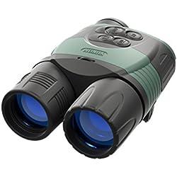Yukon Ranger RT de S 6.5x 42Digital Dispositivo de visión Nocturna con Transferencia de Live a Smartphone/Tablet per App y Youtube Streaming Negro/Verde