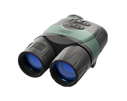 Yukon Ranger RT-S 6.5x42 Digitales Nachtsichtgerät mit Live Übertragung auf Smartphone/Tablet per APP und YouTube Streaming schwarz/grün