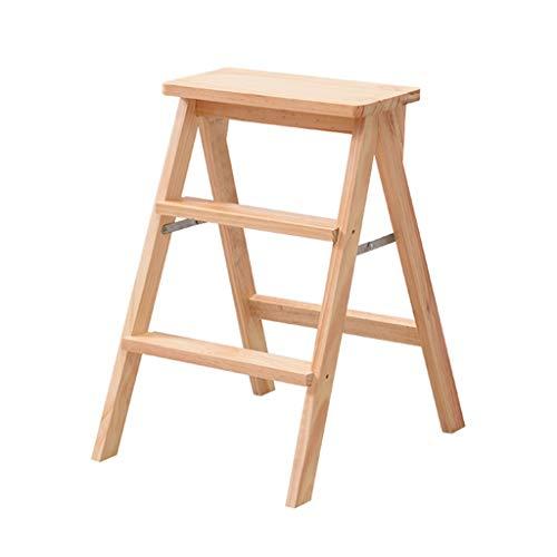 ZXWDIAN Tabouret pliant chaise portable cuisine pliant tabouret haut tabouret escabeau petit banc Escabeau banc chaussure changement banc (Couleur : C)