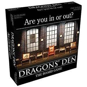 Dragons Den Game: Amazon.co.uk: Toys & Games