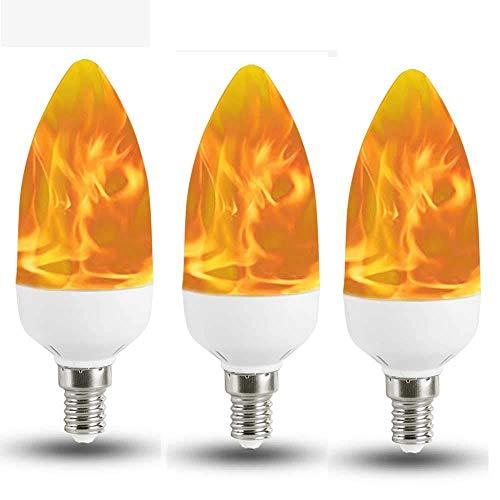 led flammen glühbirne