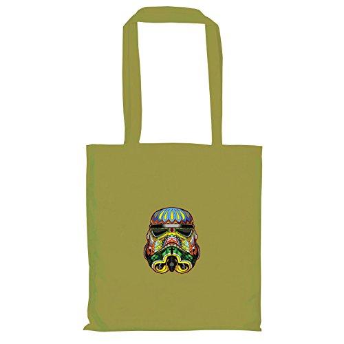 Texlab–Art Trooper–sacchetto di stoffa Oliva
