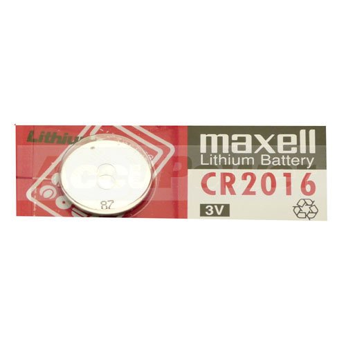 Maxell CR2016 Lithium Batterie