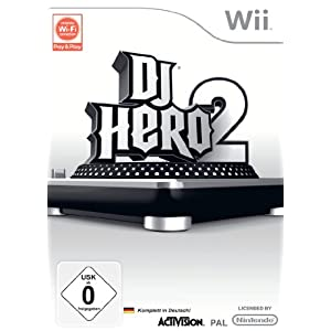 DJ Hero 2 inkl. Turntable-Controller