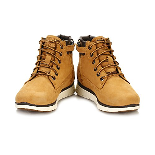 Timberland Killington Youth Wheat Nubuck Ankle Boots Beige