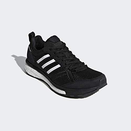 adidas Damen Adizero Tempo 9 W Fitnessschuhe, Schwarz Negbás/Ftwbla 000, 40 2/3 EU (Adidas Adizero Damen)