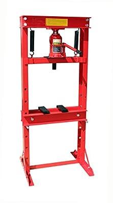 20 t Werkstattpresse Presse Hydraulikpresse Lagerpresse Hydraulisch Dornpresse