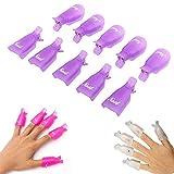 Best No Clip Nail Polishes - Veena Belen Nail Art Plastic Gel Nail Polish Review