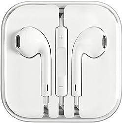 Apple Auriculares Con Micrófono Y Mando A Distancia Para IPhone – Embalaje Original – Blanco