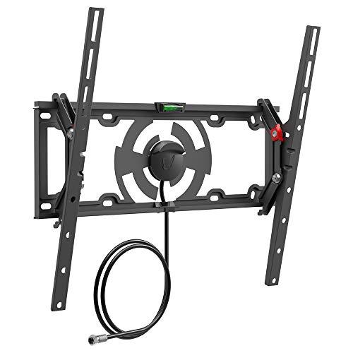 TV-Wandhalterung mit integrierter HDTV-Innenantenne, 19-65 Zoll (Global Furniture Usa)