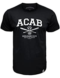 ACAB Camiseta, Thumbsdown Hooligans Club, King De Las Streets