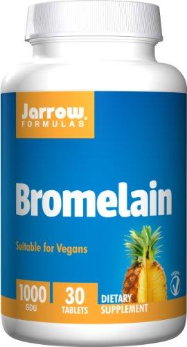 Bromelain 1000 GDU 30 Tablets -