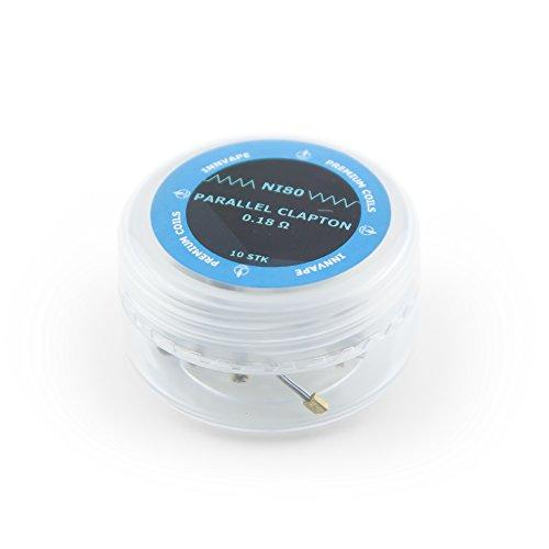 6 10x INNVAPE premium coils for self-winding evaporators RDTA RTA ...