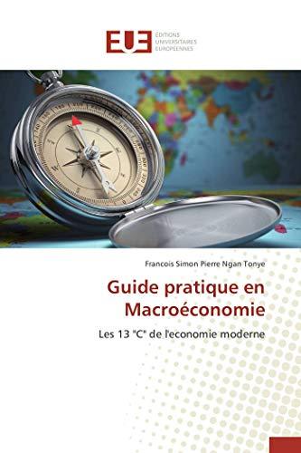 Guide pratique en macroéconomie par Collectif
