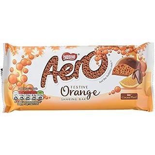 Aero Orange Festive Block, 100 g, (Pack of 15)