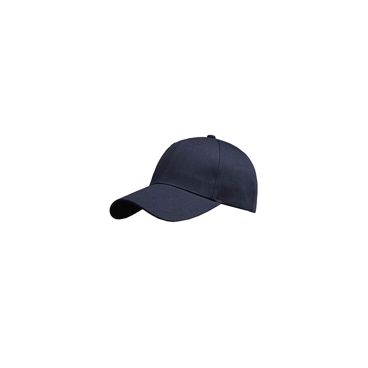 4955755772061b KeepSa Baumwolle Baseball Cap, Basecap Unisex Baseball Kappen ...