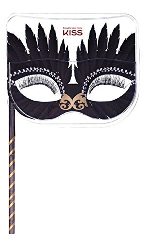 Kiss Halloween Fake Eye Lash Collection (Witch) by (Kiss Halloween)
