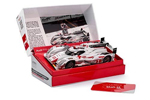 Slot.it CW14 Audi R18 e-tron quattro n.1 Le Mans Winner 2012