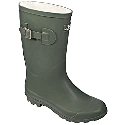 Trespass Wells, Women's Wellington Boots - 413yELv2mEL - Trespass Wells, Women's Wellington Boots