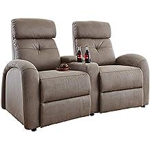 suchergebnis auf f r kinosessel heimkino. Black Bedroom Furniture Sets. Home Design Ideas